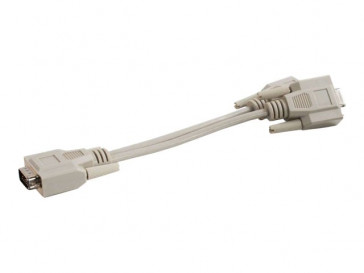CABLE ECONO SVGA HD15 M TO 2 HD15 81173 C2G
