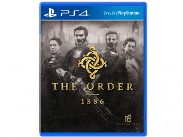 JUEGO PS4 THE ORDER: 1886 SONY