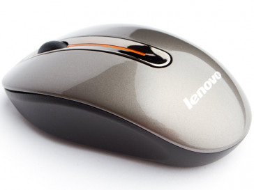 RATON OPTICO WIRELESS N3903 METALICO LENOVO