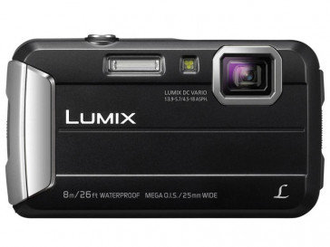 CAMARA COMPACTA SUMERGIBLE PANASONIC LUMIX DMC-FT30 (B)