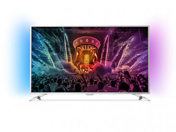 """SMART TV LED ULTRA HD 4K ANDROID 55"""" PHILIPS 55PUS6501/12"""