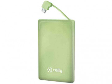 POWERBANK 1500MAH PB1500GN VERDE CELLY