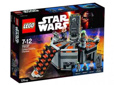 STAR WARS CAMARA DE CONGELACION EN CARBONITA 75137 LEGO