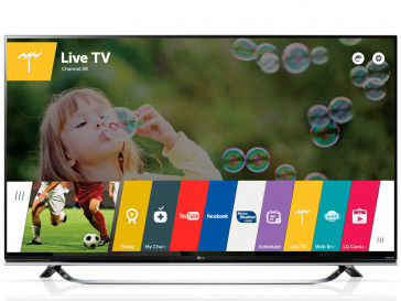 "SMART TV LED ULTRA HD 4K 3D 60"" LG 60UF850V"