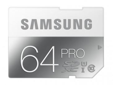 SDXC 64GB CLASS 10 MB-SG64D/EU SAMSUNG