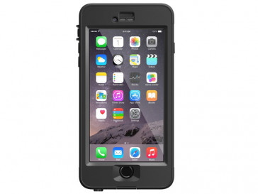 FUNDA NUUD IPHONE 6 PLUS 77-51866 NEGRA LIFEPROOF