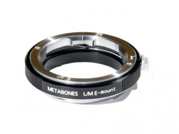 ADAPTADOR LEICA M TO SONY E-MOUNT METABONES