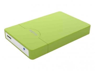 """CAJA EXTERNA USB 2.0 2.5"""" APPHDD09GP APPROX"""