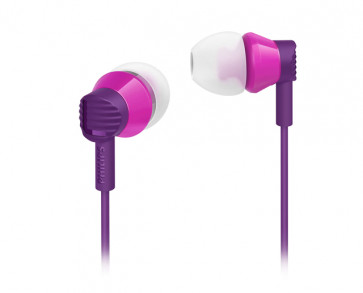 AURICULARES SHE3800PP/00 (PK) PHILIPS