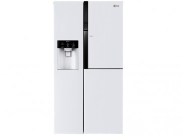 FRIGORIFICO LG SIDE BY SIDE NO FROST A+ GS-9366SWQVD BLANCO
