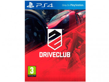 JUEGO PS4 DRIVECLUB SONY