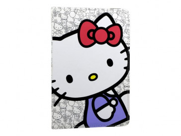 "FUNDA HELLO KITTY COVER 7"" BLANCA E-VITTA"