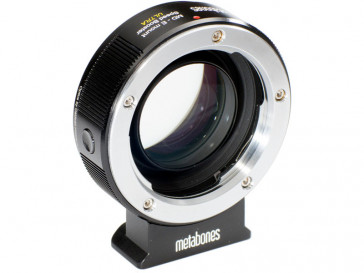 SPEED BOOSTER ULTRA MINOLTA MD TO SONY E-MOUNT METABONES