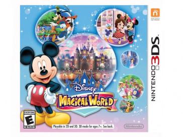 JUEGO 3DS DISNEY MAGICAL WORLD 526535 NINTENDO
