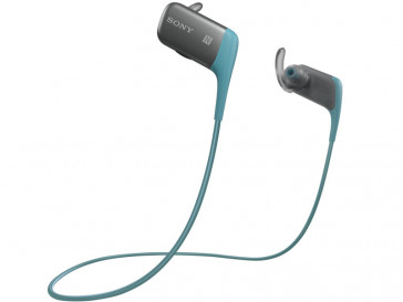 AURICULARES MDR-AS600BT AZUL SONY
