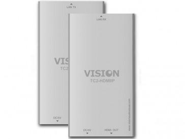 TRANSMISOR/RECEPTOR TC2-HDMIIP VISION