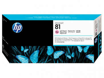TINTA MAGENTA NO 81 (C4955A) HP