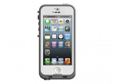 FUNDA NUUD IPHONE 5/5S 2106-02 BLANCA LIFEPROOF