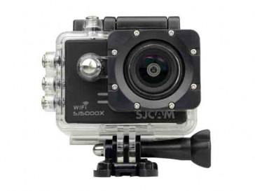 CAMARA VIDEO SJ5000X ELITE WIFI NEGRA SJCAM