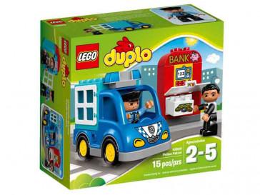 DUPLO PATRULLA DE POLICIA 10809 LEGO