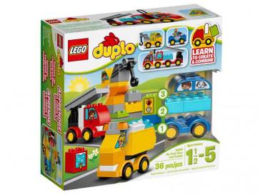 DUPLO MIS PRIMEROS VEHICULOS 10816 LEGO