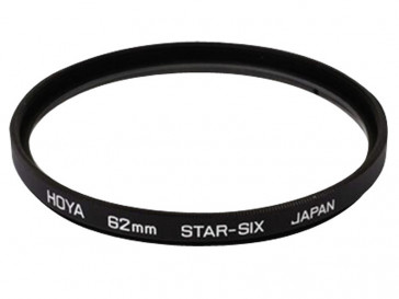 62MM STAR 6X HOYA