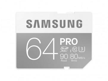 SDXC 64GB CLASS 10 MB-SG64E/EU SAMSUNG