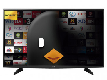 "SMART TV LED HD 32"" LG 32LH590U"