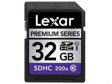 SDHC 32GB 200X PREMIUM LSD32GBBEU200 LEXAR