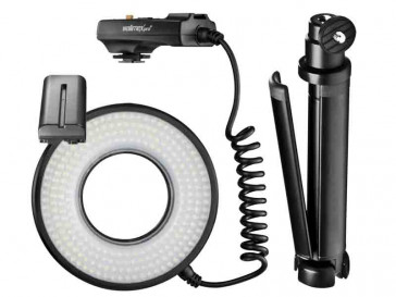 PRO MACRO LED RINGLIGHT DSR 232 SET 20951 WALIMEX