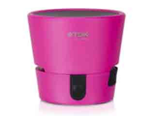 ALTAVOZ BLUETOOTH A08 MINI ROSA TDK