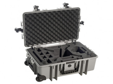 COPTER CASE 6700/G PARA DJI PHANTOM 3 (GY) B&W