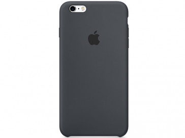 FUNDA SILICONA IPHONE 6S PLUS MKXJ2ZM/A GRIS CARBON APPLE