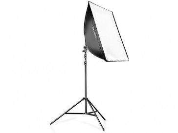 DAYLIGHT SET 250 SOFTBOX 40X60CM WALIMEX