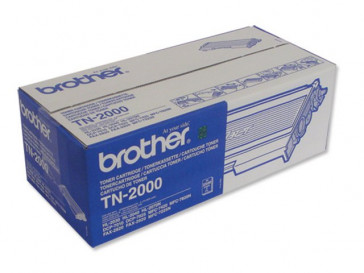 CARTUCHO TONER NEGRO TN2000 BROTHER