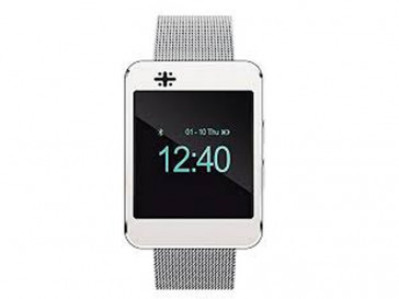 SMARTWATCH SPHERA BLUETOOTH OSW001_SK PRISMA PLATA + 2 CORREAS ORA