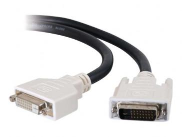 CABLE 2M DVI D M/F DIGITAL VIDEO EXT 81194 C2G