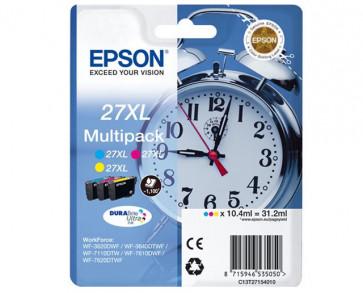TINTA MULTIPACK 27XL C13T27154010 EPSON