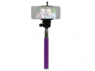 DISPARADOR SELFIE MAKER SMART LILA
