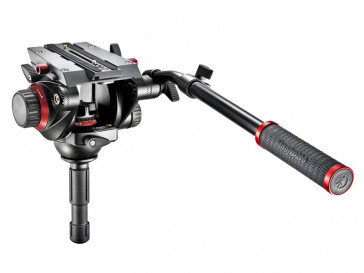 ROTULA VIDEO 504HD MANFROTTO