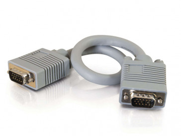 CABLE 3M HD15 M/M SXGA MONITOR 81087 C2G