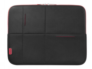 "FUNDA PORTATIL AIRGLOW 15.6"" NEGRO/ROJO SAMSONITE"