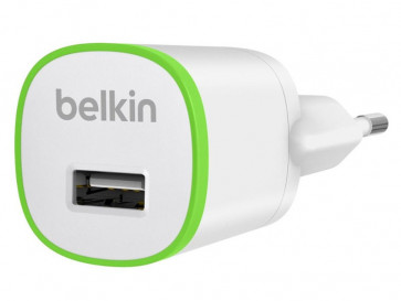 CARGADOR USB IPHONE F8J025VF04-WHT BELKIN