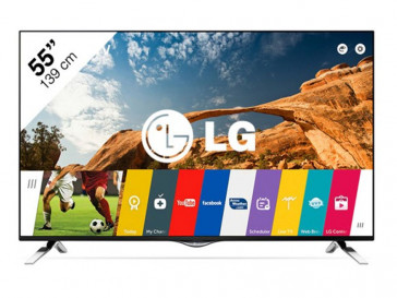 "SMART TV LED ULTRA HD 4K 55"" LG 55UF695V"