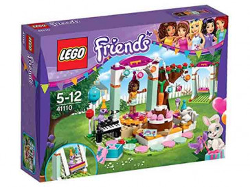 FRIENDS FIESTA DE CUMPLEAÑOS 41110 LEGO