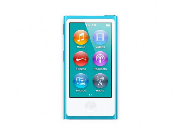 IPOD NANO 16GB 7 GEN AZUL MD477QL/A APPLE
