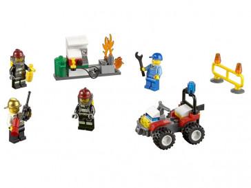 CITY SET INTRODUCCION: BOMBEROS 60088 LEGO