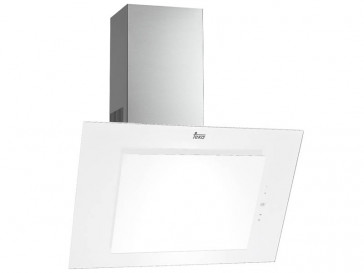 CAMPANA TEKA DECORATIVA VERTICAL 60CM BLANCA LED DVT-685 40483570