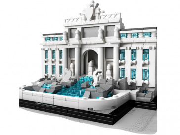 ARCHITECTURE FONTANA DE TREVI 21020 LEGO