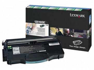 TONER NEGRO RETORNABLE E120 12016SE LEXMARK